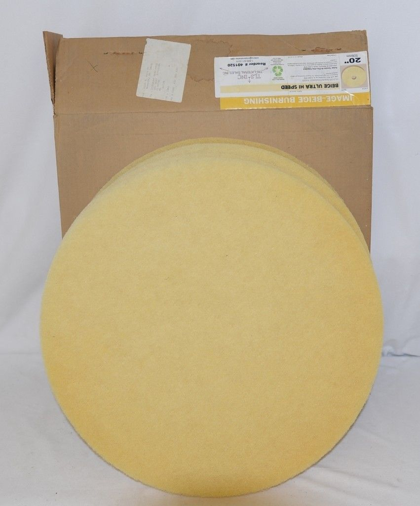 Tri Lateral Sales 401520 Beige Ultra High Speed 20 Inch 5 Pack
