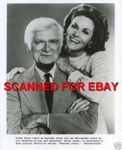 Buddy Ebsen Lee Meriwether Barnaby Jones Original Tv Photo 8E-829 - $24.74