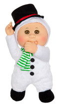 "Cabbage Patch Kids Holiday Helpers 9"" Cuties Doll - Rudy  - $19.99"