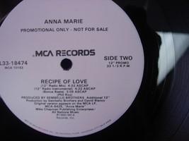 Anna Marie - Recipe Of Love - MCA Records L33-18474 - PROMO - $4.00