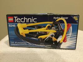 LEGO 8246 Technic Hydro Racer 1999 Factory Sealed - NIB - $21.55