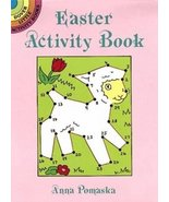 Easter Activity Book by Anna Pomaska - Paperback - New - $3.25