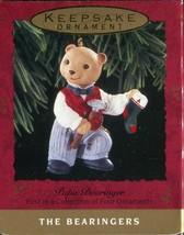 1993 - New in Box - Hallmark Christmas Keepsake Ornament - Papa Bearinger - $2.22