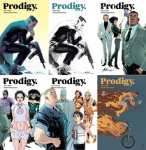 PRODIGY #1 (OF 6) SET 6 COVERS  IMAGE COMICS  EST REL DATE 12/05/2018 - $23.99