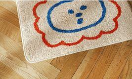 Romane Bathroom Floor Foot Rug Mat Non Slip Indoor Door Bath Matt (Lion) image 7