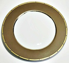 "Haviland Limoges Tambour Bronze Charger/Service Plate, 12 1/4"" D - $98.99"