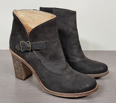 Timberland Marge Ankle Boot, Nine Iron Stampede Leather, Womens Sizes 9 & 10 - $81.99