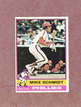 1976 Topps # 480 Mike Schmidt Philadelphia Phillies Nice Card - $7.99