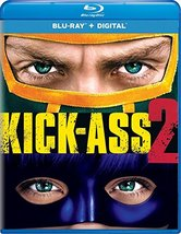 Kick-Ass 2 [Blu-ray+Digital]
