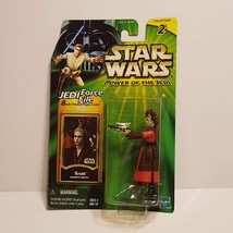 Star Wars Power of the Jedi Sabe Queen's decoy. New sealed - $10.00