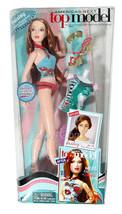 NIB America's Next Top Model Paisley in Swimsuit Photoshoot Fierce 12 inch Doll - $39.99