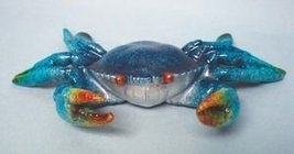 Nautical Coastal Maryland Blue Crab Figurine