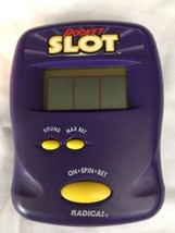 Pocket Slot Hand Held Electronic Game Radica - $3.99