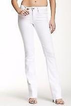 Joe's Jeans Mujer Jenny Icono Vaqueros, Blanco, 27 - $49.63