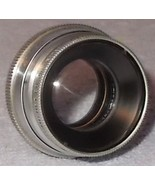 Bausch and Lomb Opt Co. Tessar IC 91 mm EF f/4.5  TF 598 Camera Lens - $750.00