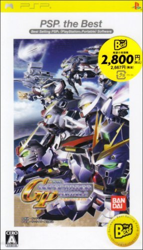 SD gundam G generation Sony PSP NEW [Japan Import] [video game]
