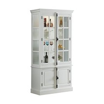 ACME Furniture Iovius Curio Cabinet, White - €1.099,80 EUR