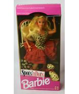 Mattel BARBIE Girls Doll NIB Spots 'N Dots Dalmatian Puppy Dog Red Skirt - $18.99