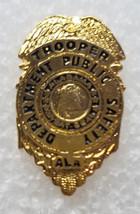 Alabama State Trooper Lapel Pin / Tie-Tac - $9.95