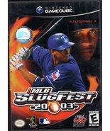 MLB Slugfest 2003 Nintendo Game Cube - $10.00