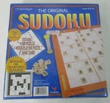 Suduko Board Game Number Puzzle Game Brand New - Sealed Ages 8+ 1or more players - $14.84