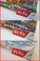 DCFix Self Adhesive Privacy Film Various Patterns Contact Paper 17.7'' x 39.3''  - $8.25