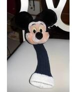"Vintage Disney Mickey Mouse GOLF Club COVER 16""  (#B) - $45.00"