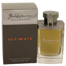 Baldessarini Ultimate by Hugo Boss Eau De Toilette Spray 3 oz for Men - $50.95