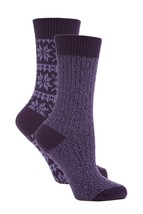 Jennifer Anderton - 2 Paar Damen Trekking Thermosocken Stiefelsocken 4 F... - $8.53