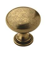 Amerock BP53005BB Allison Value 1-1/4 in 32 mm Diameter Burnished Brass ... - $1.19