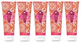 Bath & Body Works Portofino Pink Prosecco Ultra Shea Body Cream - Lot of 5 - £36.34 GBP