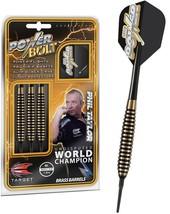 Target Phil Taylor BOLT Brass 18g Soft Tip Darts - tips flights - $14.73