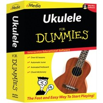 eMedia Music FD10161 Ukulele for Dummies(R) - $45.29