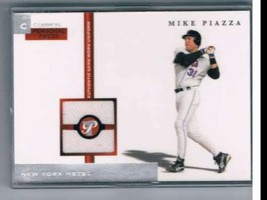 2005 Topps Pristine Personal Pieces #PPCMP Mike Piazza NM/MT MEM /425  - $11.53
