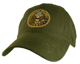 Us Army Relaxed Fit Odg Officially Licensed Military Hat Baseball Cap - $31.99