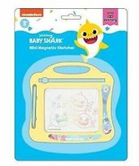 Lollipop Baby Shark Travel Magnetic Drawing Board for Boys or Girls On T... - $11.28