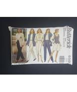 Butterick JG HOOK Sewing Pattern 6589 Misses Suit Jacket Pants Skirt 12 ... - $6.95
