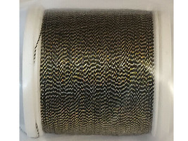 Madeira Metallic Thread, Black Gold #9842