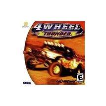 4 Wheel Thunder - Sega Dreamcast [Sega Dreamcast] - $5.63