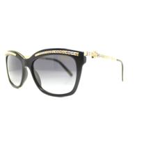 New Chopard Sunglasses SCH211S 700M 55MM Black / Gray Gradient For Women - $544.50
