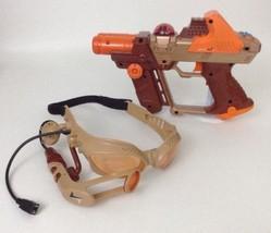 2004 Tiger Electronics Orange Lazer Tag Team Ops Laser REPLACEMENT Gun &... - $35.59