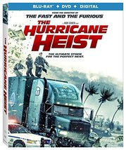 The Hurricane Heist [Blu-ray+DVD+Digital, 2018]