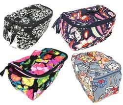 Vera Bradley Travel Cosmetic Case Choice Patterns Versatile Many Uses - $22.63