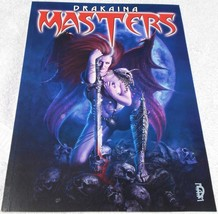Drakaina Masters Glories of an Earth Bound Goddess Art of SQP Paperback ... - $30.00