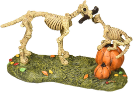 Department 56 Village Collections Halloween Haunted Play Skeleton - $37.12