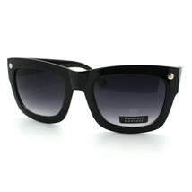 BOLD Oversized Sunglasses SUPER THICK BIG Frame CHIC CELEBRITY Fashion - $7.95