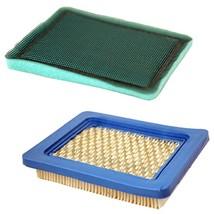Pre-Filter & Air Filter Fits Craftsman 399959 491435S 21529800 33644 491588 - $7.04+