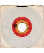 Anne Murray 45 rpm Snowbird - $4.99
