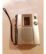 Sony TCM-200DV Handheld Silver Portable Cassette Voice Recorder-For Parts - $22.72