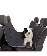Animal Basics Waterproof Hammock Rear Seat Cover By Petego - $30.99